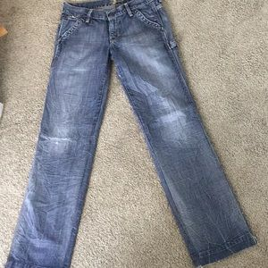 7 For All Mankind Jeans - 7 Jeans Cargo Style
